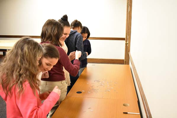 Paper Clip Team Building Activity