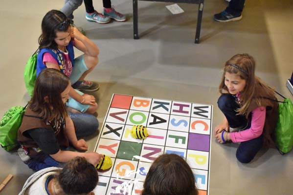 Girl Scouts STEM Expo at Millersville University