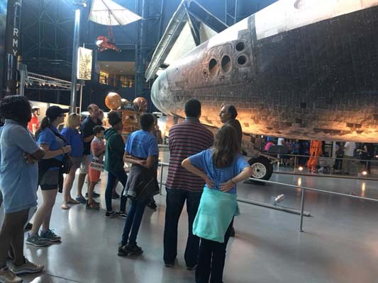 Udvar Hazy Center Trip