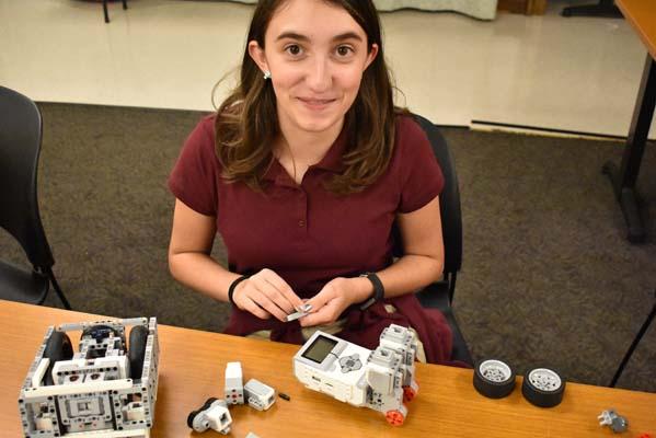 Building a robot concept