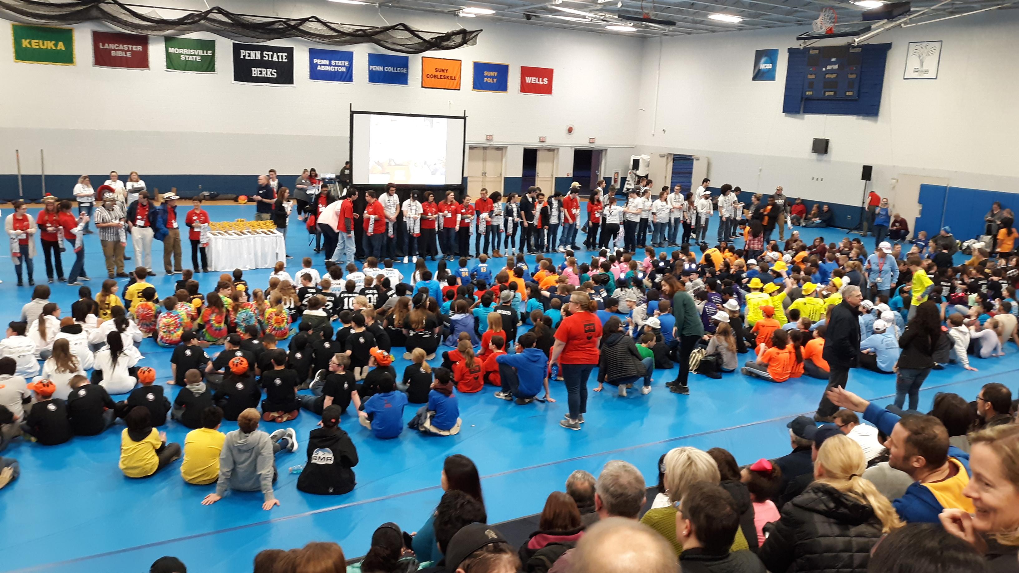 Pennsylvania East FLL Tournament