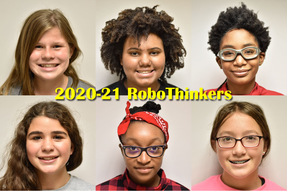 The 2020-21 RoboThinkers