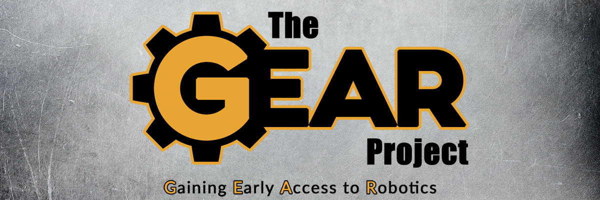 The GEAR Project Website Logo